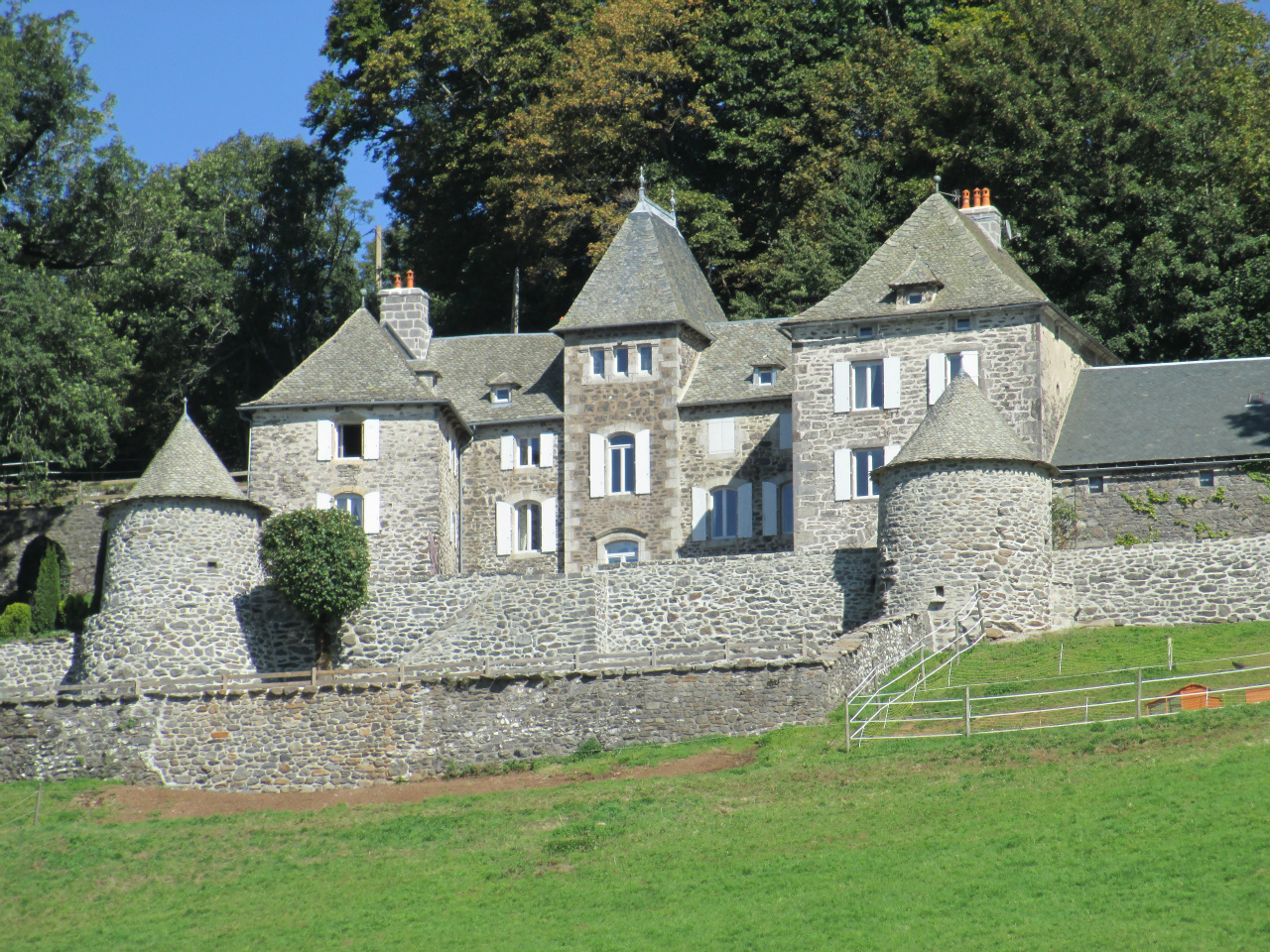 Accueil homepage for Chambre d hote aubrac