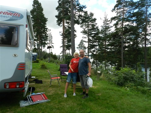 sommarvik camping arjeng