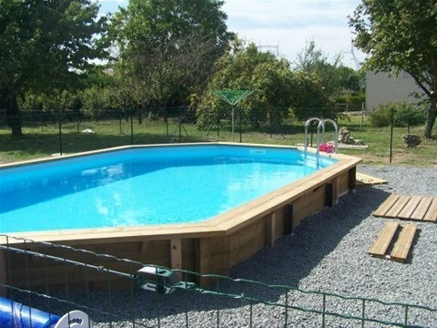 Piscine for Piscine julien