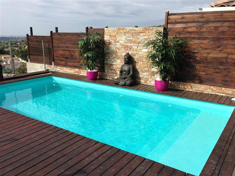 Piscine for Installateur piscine bois