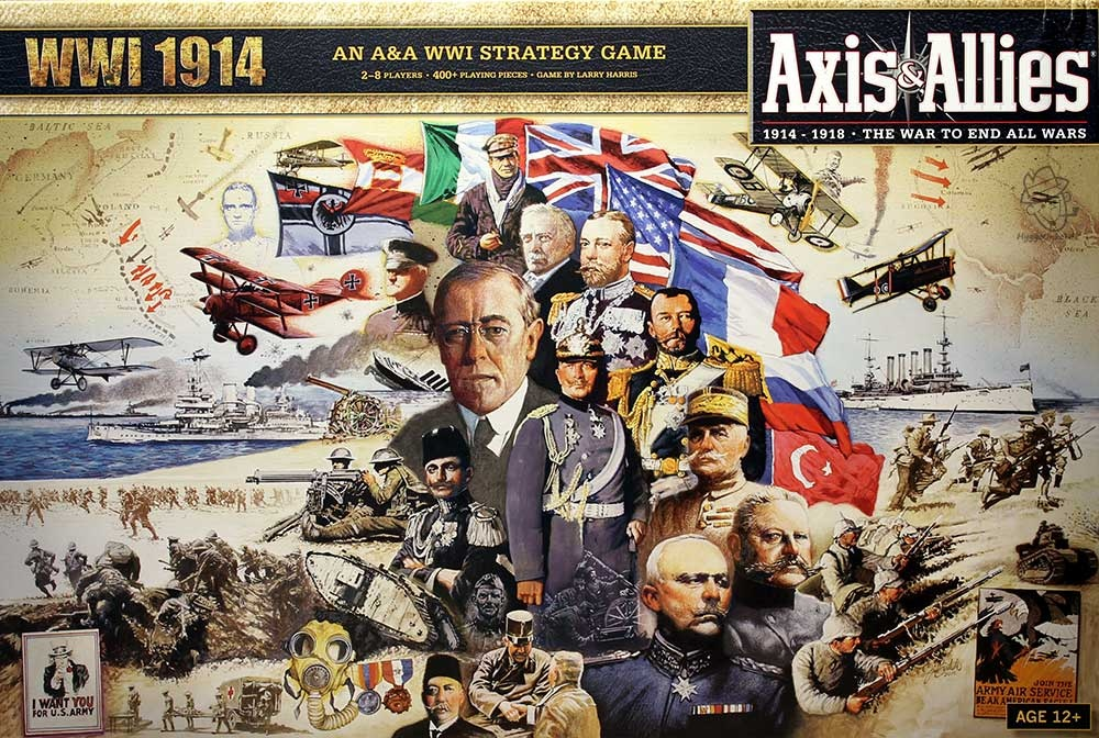 the strategy of the allies on What's striking about american strategy is its paradoxical nature, that each   fronts as possible by american allies, backed by american power.