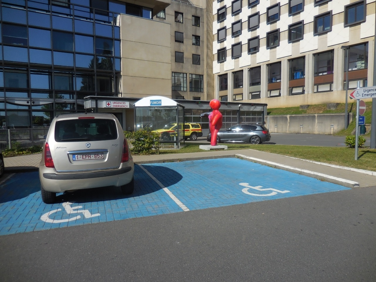Les emplacements - www.secumobilite.be