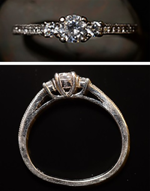I HEY, DID YOU LOSE A RING? – This is your lucky day, a wedding and engagement rings were turned in to RCMP Jan. 24. The rings were found in the female ...