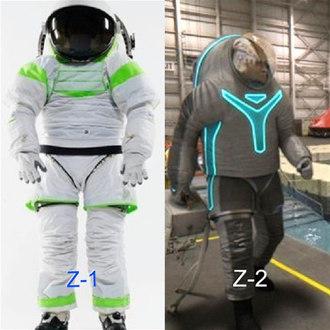 NASA Said The Z 2 Spacesuit Was Only A Prototype But Elements Of It Would Be Incorperated Into Suit Worn By First Humans To Reach Red
