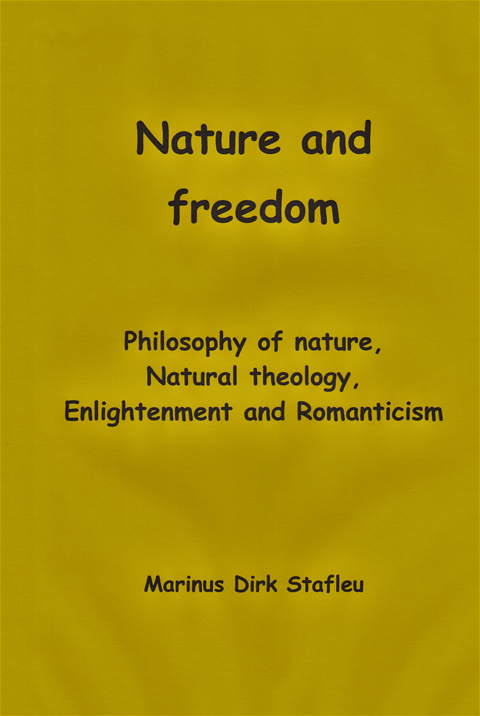 Nature and freedom - www mdstafleu nl