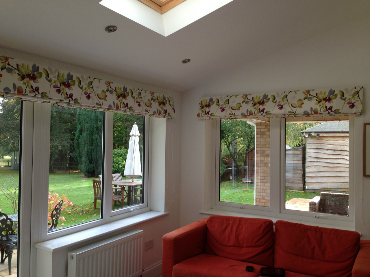 Roman Blinds For Kitchens Gallery 1 Wwwsuecardycom