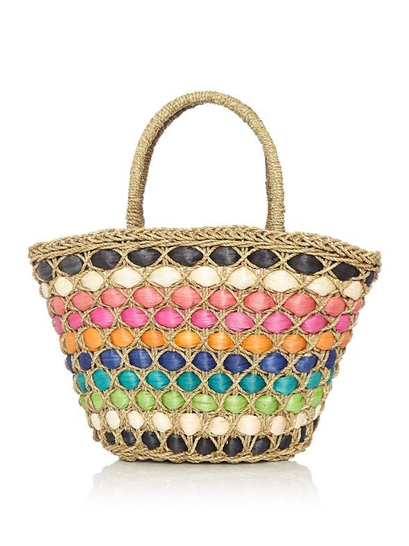 15ab0fb55e98 ... THERAPY Rainbow Straw Bag £40.00 Colour  multi-coloured  https   www.houseoffraser.co.uk bags-and-luggage therapy-rainbow-straw-bag d860508.pd 283113444  ...