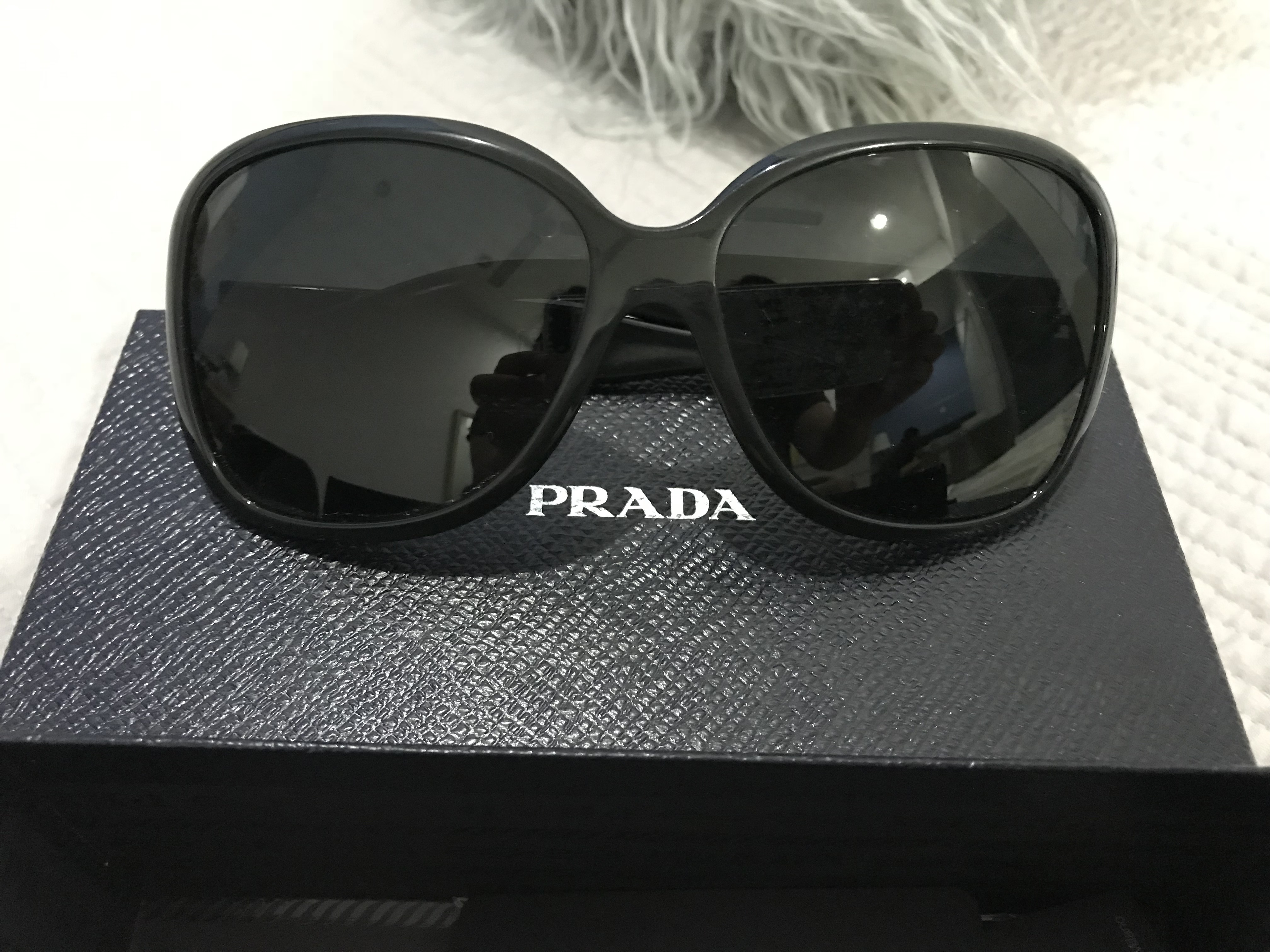 ae7c5a7cc6d30 ... spain prada sunglasses completed original packaging condition 9.5 10  selling price sgd230 rm680 only contact via