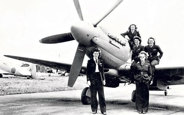 WWII Angels - www aviationwriter org