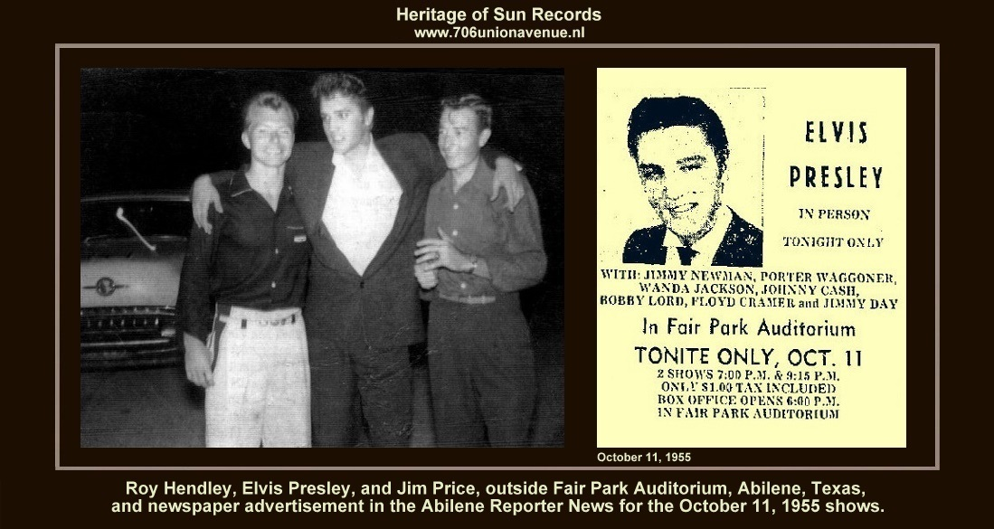 Elvis Sun 1955-4 - www 706unionavenue nl