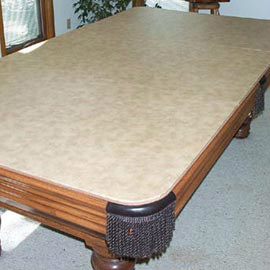 POOL TABLE COVERS Wwwcenturybilliardsnet - Pool table pad