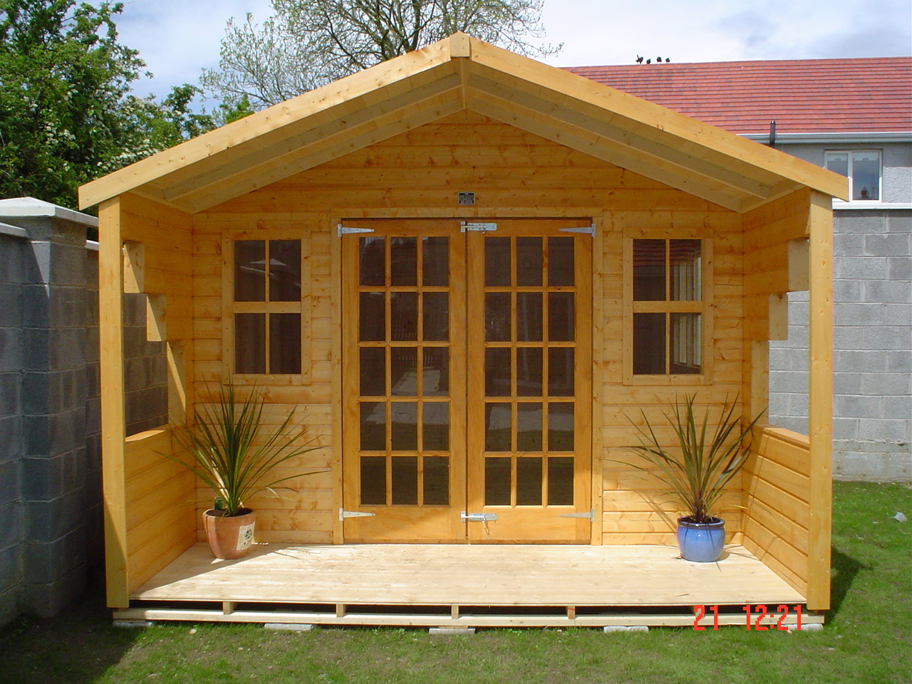 Offices workshops for Garden shed january sale