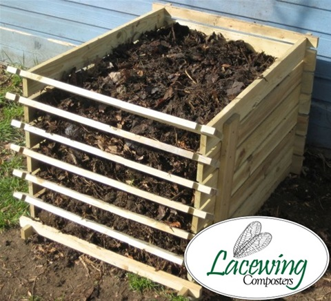 primrose are among those companies that sell a wide range of wooden bins the model shown is an easy load compost bins so called as it has removable front