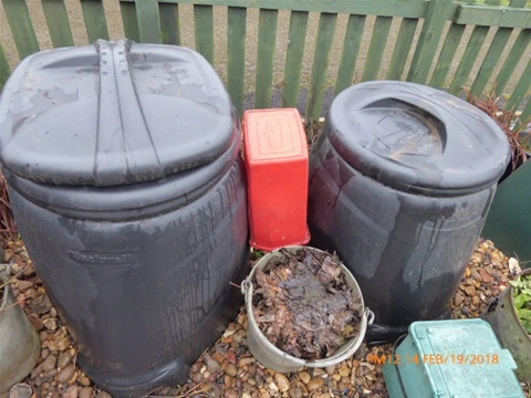 Rats in compost bin - www carryoncomposting com