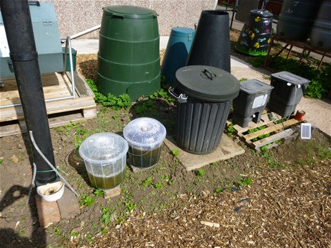Plant Liquid Feeds - www carryoncomposting com