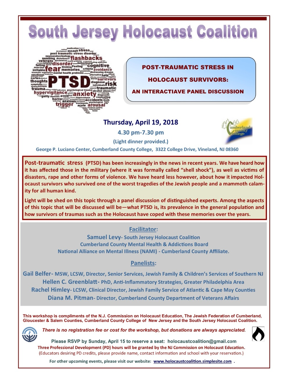 Ptsd And Survivors Www Holocaustcoalition Com