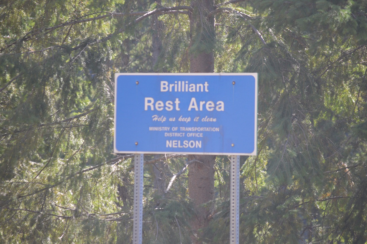 Brilliant rest area