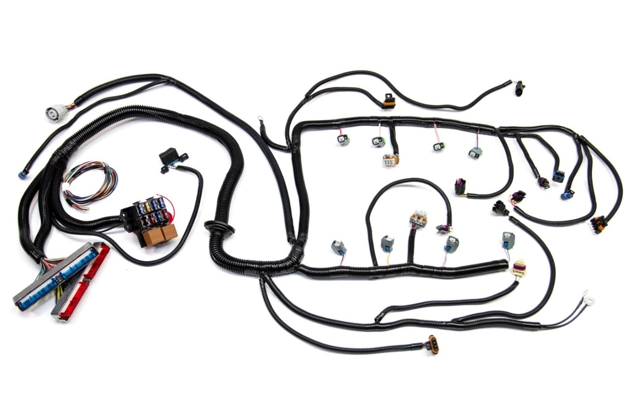 Lsx Harness Wiring Ls Swap Lt1 Harnessno Problem Can Make Them All Stand Alone 93 2010