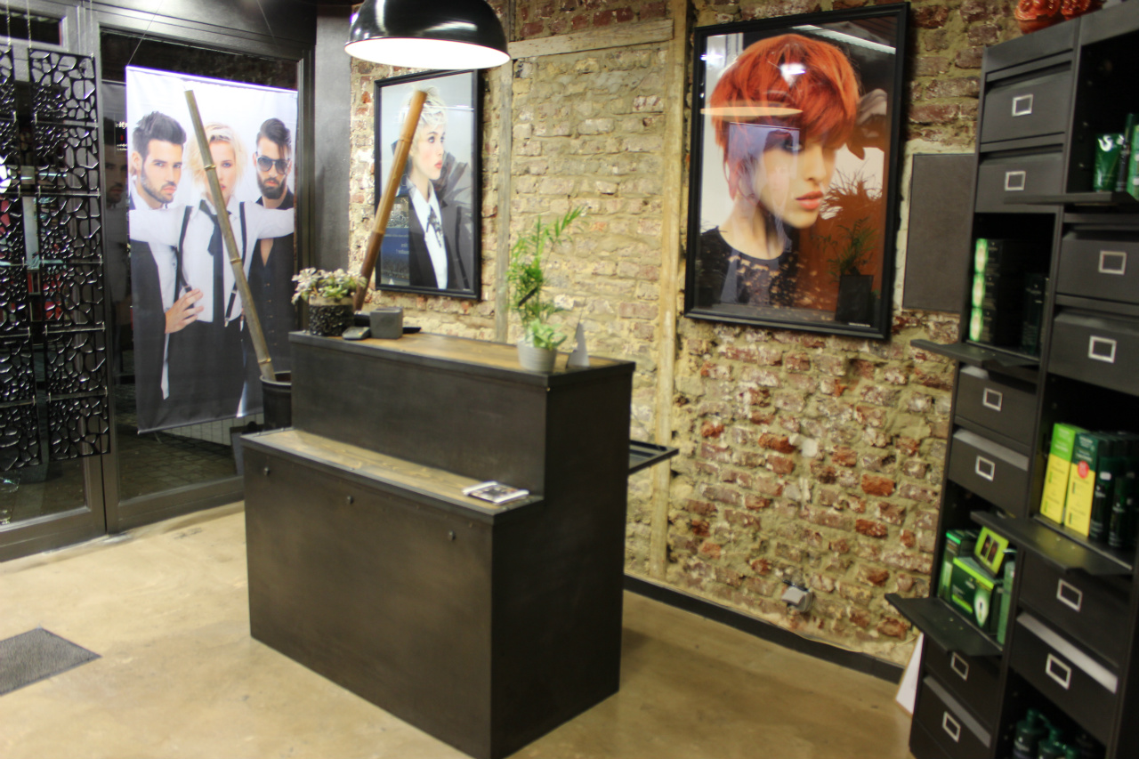 Salon coiffure 62400 - Salon deco industriel ...
