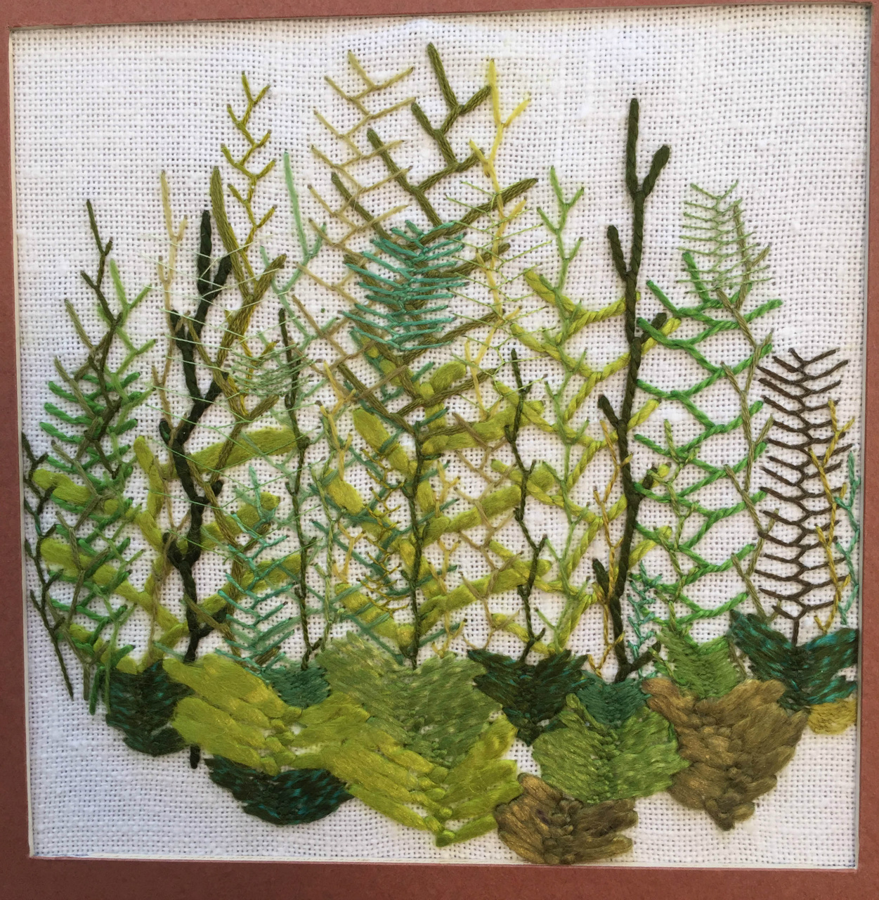 Creative Embroidery Www Textileart By Jill Com