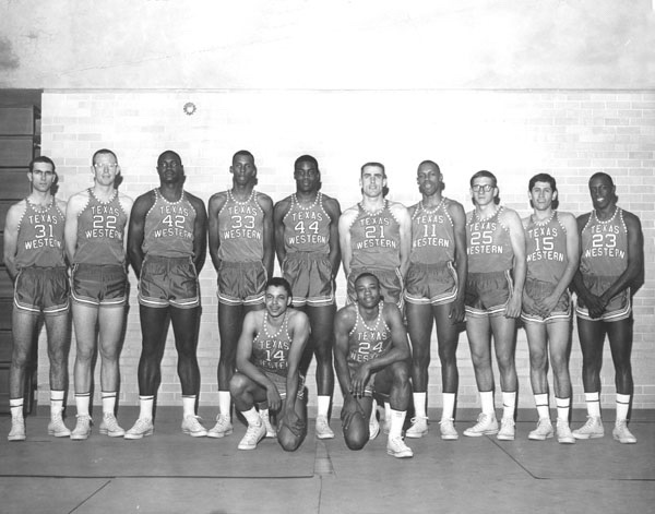 7b1bd183e95 Texas Western Upends The Kentucky Wildcats 52 Years Ago Today