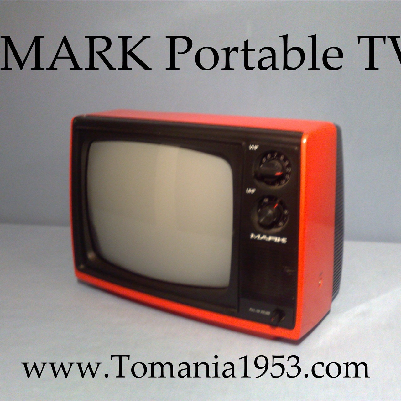 TV Portable - www tomania1953 com
