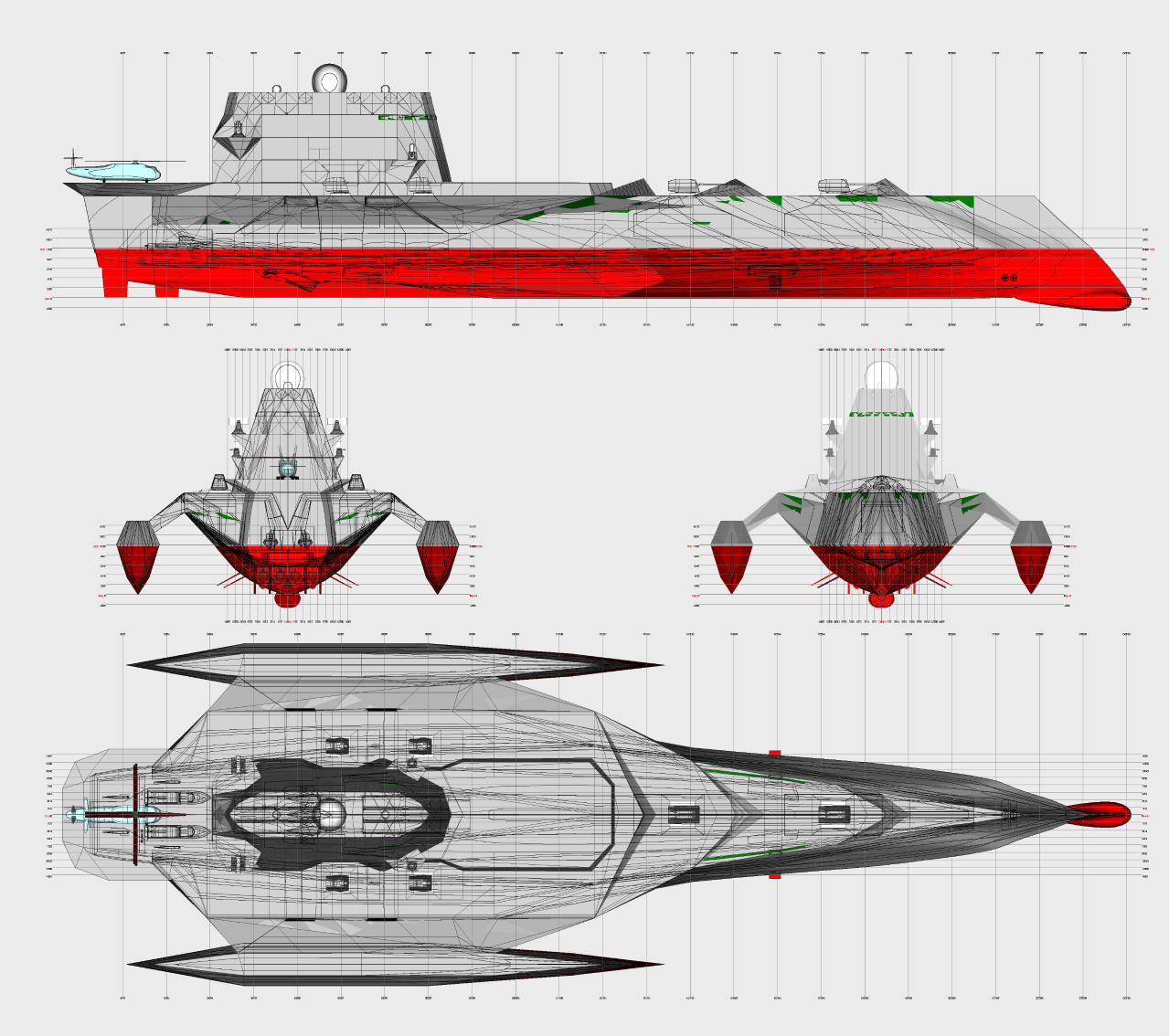 Awesome Naval U0026 Ship Concept Designs
