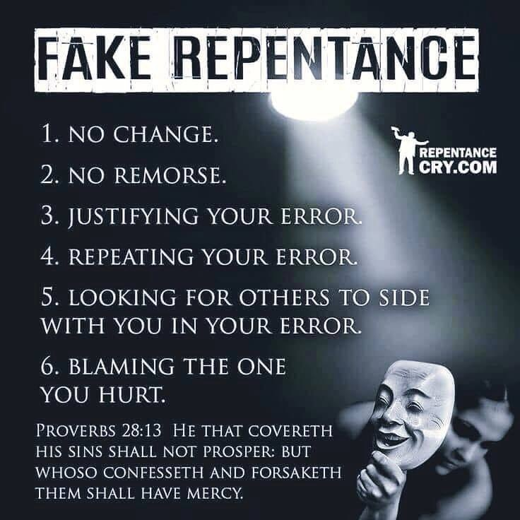 We MUST Repent! - www seriousfortruth com