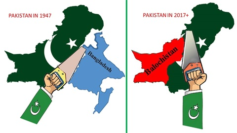 Image result for Balochistan Being Excluded From CPEC Project cartoon